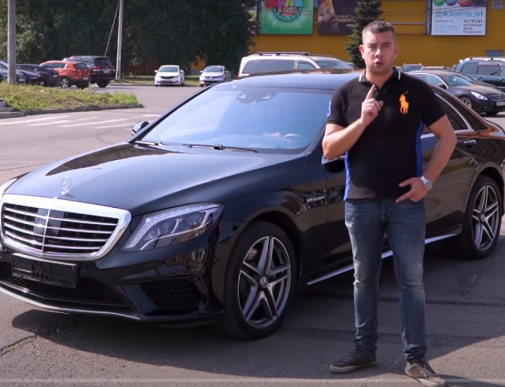 Mercedes Benz S63 AMG W222 – НАГЛЫЙ ОБМАН за 4.000.000р!!!